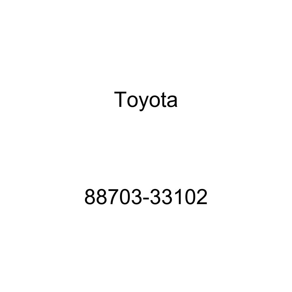 Toyota 88703-33102 Discharge Hose Sub-Assembly
