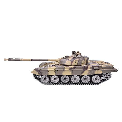 RC Tank, Remote Control Tank, 1:16 Russian T-90 Main Battle Tank 6.0 Professional, Crawler Vehicle Simulation Toy Model…