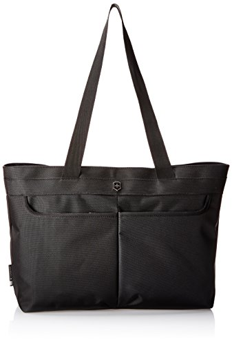 Victorinox Tote (Victorinox Werks Traveler 5.0 WT Shopping Tote, Black, One Size)