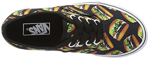 Vans Authentic - Zapatillas Unisex Niños Negro / Multicolor
