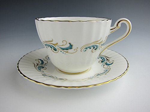 Paragon Bone China (Paragon MARINA Cup and Saucer Set EXCELLENT)
