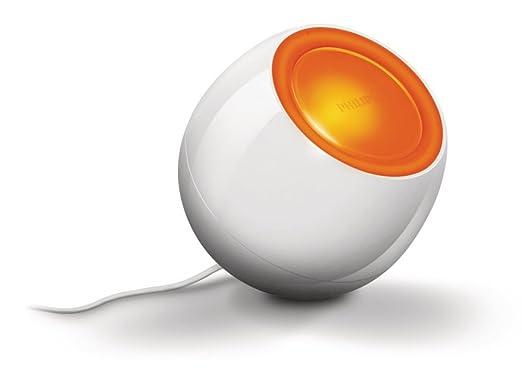 135 opinioni per Philips Livingcolors Mini, Lampada da Tavolo a Luce Colorata in Materiale