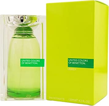 United Colors Of Benetton by Benetton For Men And Women. Eau De Toilette Spray 4.2-Ounces