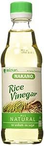 Nakano Natural Rice Vinegar, 12 Ounce