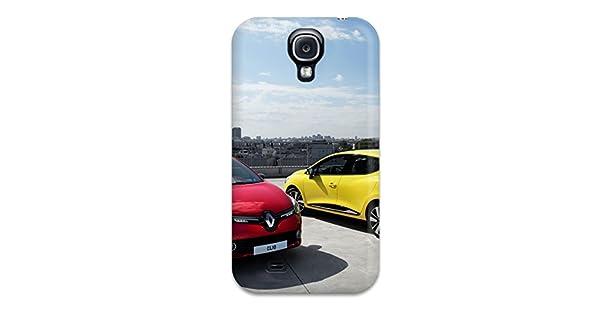 Amazon.com: Galaxy S4 Case Slim [ultra Fit] Renault Clio 3 ...