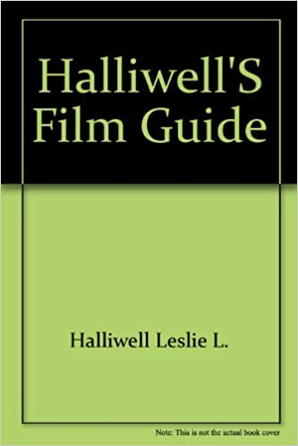 Movies halliwell's film guide; a survey of 8000 english-language.