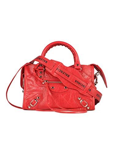 Luxury Fashion | Balenciaga Womens 300295DB5XN6460 Red Handbag | Fall Winter 19