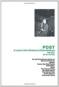 POST: A Look at the Influence of Post-Hardcore-1985?2007 by Grubbs, Eric (2008)