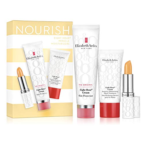 Elizabeth Arden Eight Hour Cream Original Protectant Set, 1.7 Oz. 8 Hour Lip Protectant Elizabeth Arden