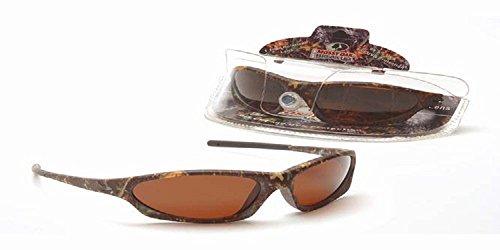Mossy Oak BreakUp Polarized Camo Hunting Sunglasses SN