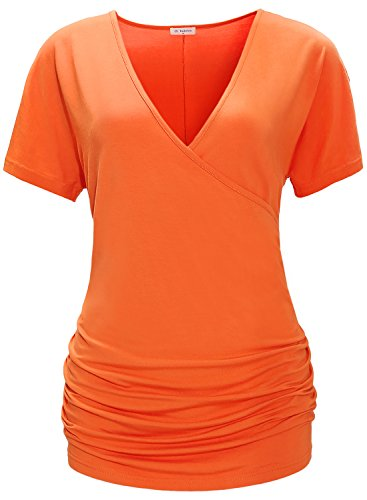 Bulotus Womens Short Sleeve Front