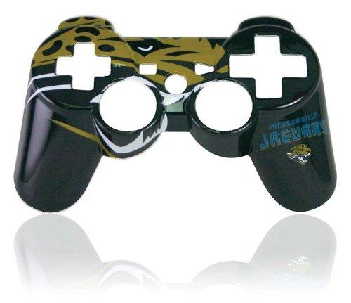 (PS3 Official NFL Jacksonville Jaguars Controller Faceplate)