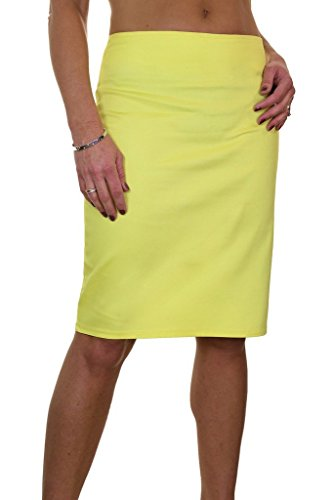 Ice (2541-5 Stretch Pencil Skirt 22