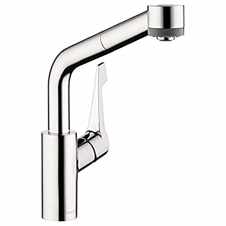 Hansgrohe Cento Semi Arc Kitchen Faucet Chrome Amazon Com
