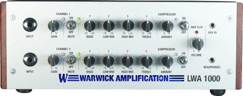 Warwick LWA1000 1000 Watt Head by Warwick