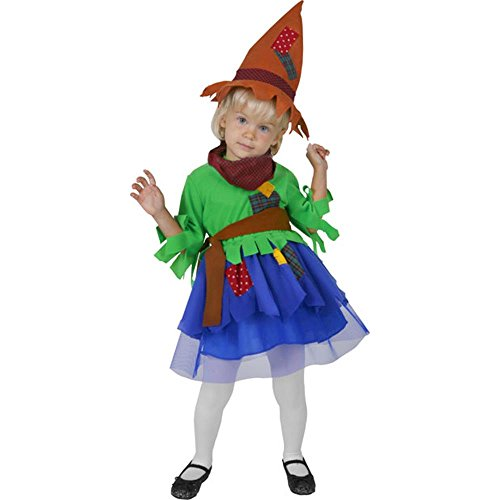 Girl' (Scarecrow Toddler Costumes)