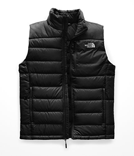 Aconcagua Down Jacket - The North Face Men's Aconcagua Vest - TNF Black - M
