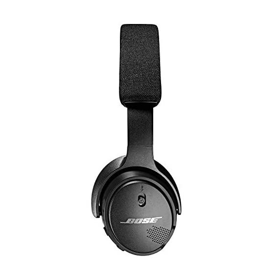 Bose SoundLink On-Ear Bluetooth Headphones - Black 3