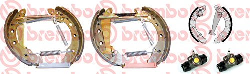 Brembo K 85 019 KIT /& FIT Bremsbackensatz