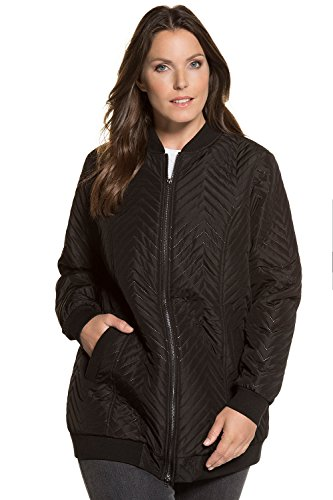 Zig Zag Quilted Jacket - 7