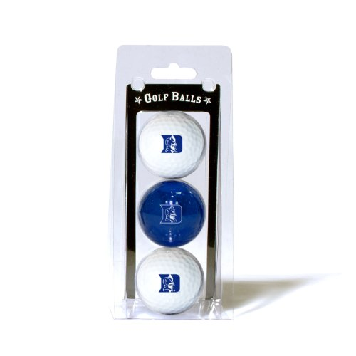 Duke Blue Devils Golf - NCAA Duke Blue Devils 3 Golf Ball Pack
