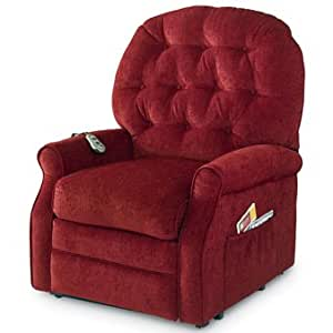 Lane Recliners Joann Lift Chair Recliner with Remote Control Power