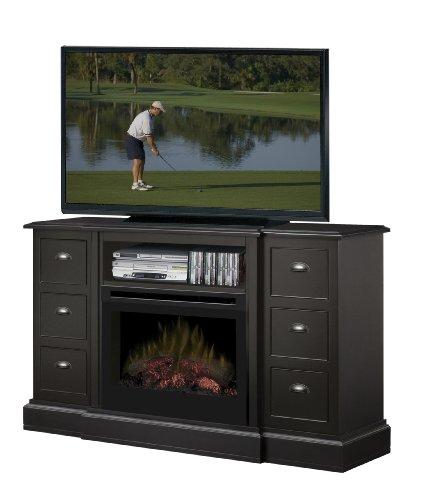 Electric Fireplace With Storage Amazon Com