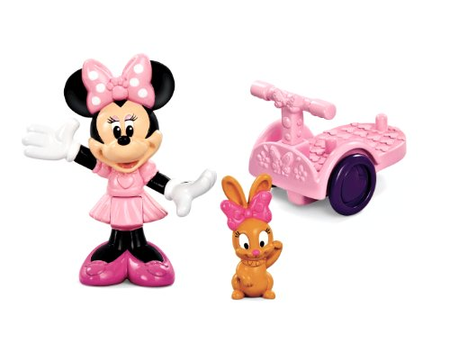 Fisher-Price Disney Minnie, Pet Vehicle