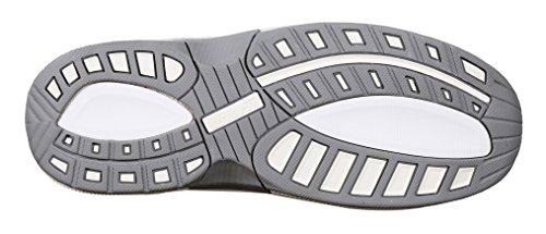 Orthofeet 916 Donne Conforto Diabetica Scarpa Maggiore Profondità Sneaker Allacciata In Pelle-e-rete