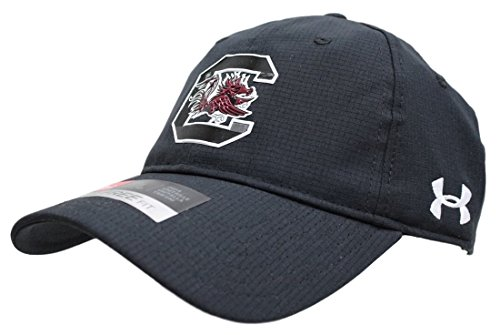 NCAA Maryland Terrapins Adult NCAA airvent Adjustable Cap, One Size, Black