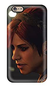 New Cute Funny Infamous: First Light Case Cover/ Iphone 6 Case Cover