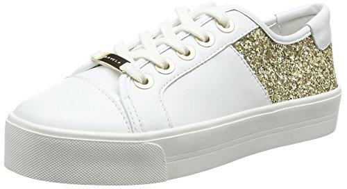 Carvela white Femme oth Np Louise Baskets 19 Blanc Uqp1vUw