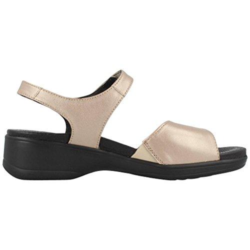 Sandalias y chanclas para mujer, color Metálico , marca STONEFLY, modelo Sandalias Y Chanclas Para Mujer STONEFLY AQUA II 7 Metálico Beige