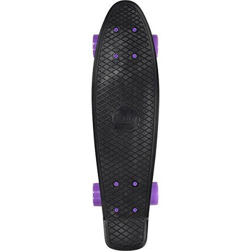 最高の品質の Penny Midnight Series Complete L Complete Skateboard, Purple, 22