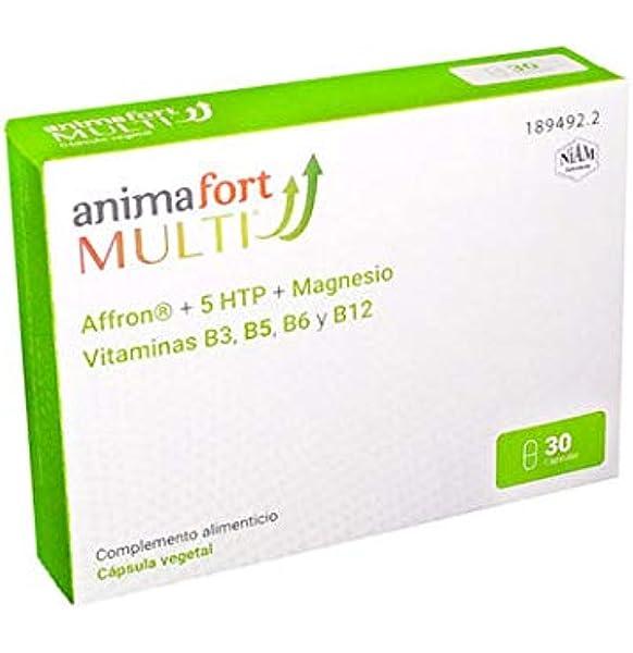 Animafort Multi 30 capulas: Amazon.es: Salud y cuidado personal