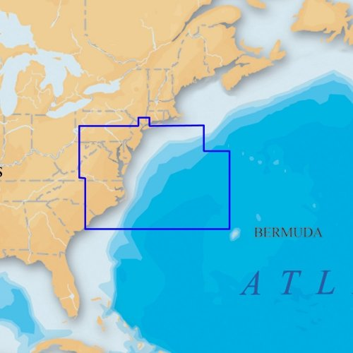 Platinum Plus Chesapeake Bay - NAVIONICS Navionics Platinum Plus 905PP - US Mid Atlantic and Canyons microsd/sd / MSD/905P+ /