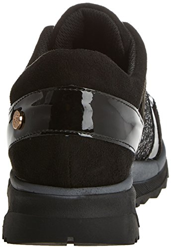 Nero 047415 XTI Black Donna Sneaker Black aqRHx01A