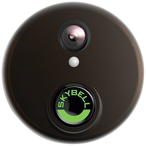 SkyBell HD Bronze WiFi Video Doorbell by SkyBell