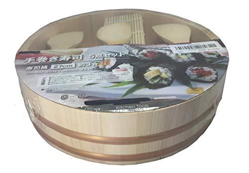 JapanBargain 1576-A Sushi Set, Regular, ()