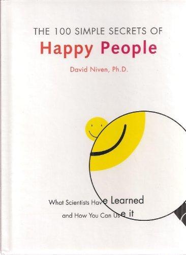 The 100 Simple Secrets of Happy People ebook