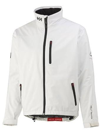 1717f27f785 Helly Hansen Crew Men's Midlayer Jacket bright white, size 3XL, 30253