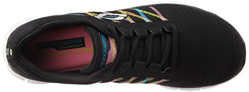 skechers FLEX APPEAL - SOMETHING FUN - Zapatillas de deporte para mujer Bkmt