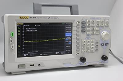 Rigol DSA815-TG-EMI Spectrum Analyzer,9k-1.5G w/preamp and track gen&EMI Filter