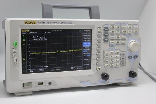 Rigol DSA815-TG-EMI Spectrum Analyzer,9k-1.5G w/preamp and track gen&EMI Filter
