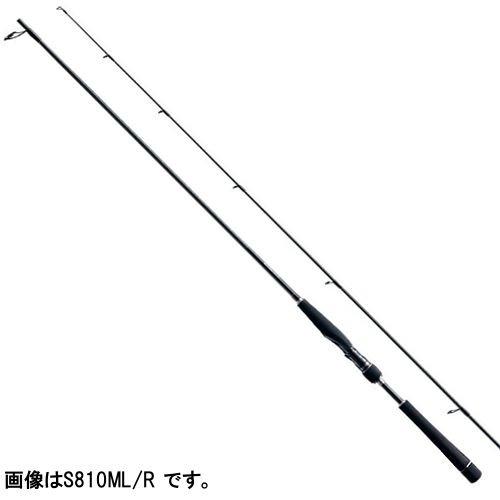 ロッド:シマノ ロッド エクスセンス S810ML/R