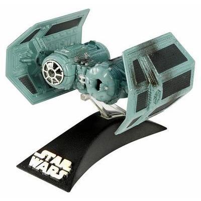 Star Wars Titanium Series Die Cast Metal Tie Bomber Hasbro