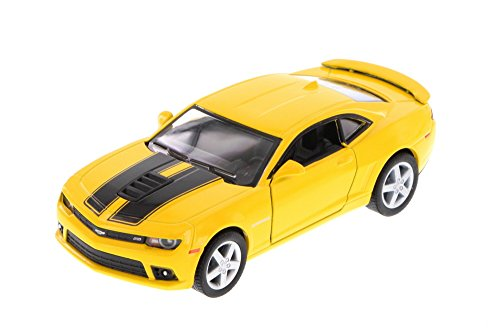 yellow camaro - 9