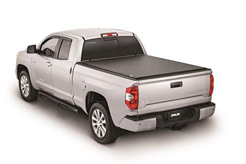 Tonno Pro LR-5030 Lo-Roll Black Roll-Up Truck Bed Tonneau Cover 1995-2004 Toyota Tacoma | Fits 6' Bed