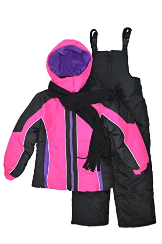 Snowsuits Kids 3 Piece Fleece Snowsuit product image