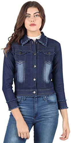 dockstreet Denim Women Jackets